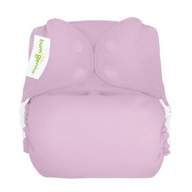 bumGenius Freetime All-In-One One-Size Cloth Diaper - Blossom