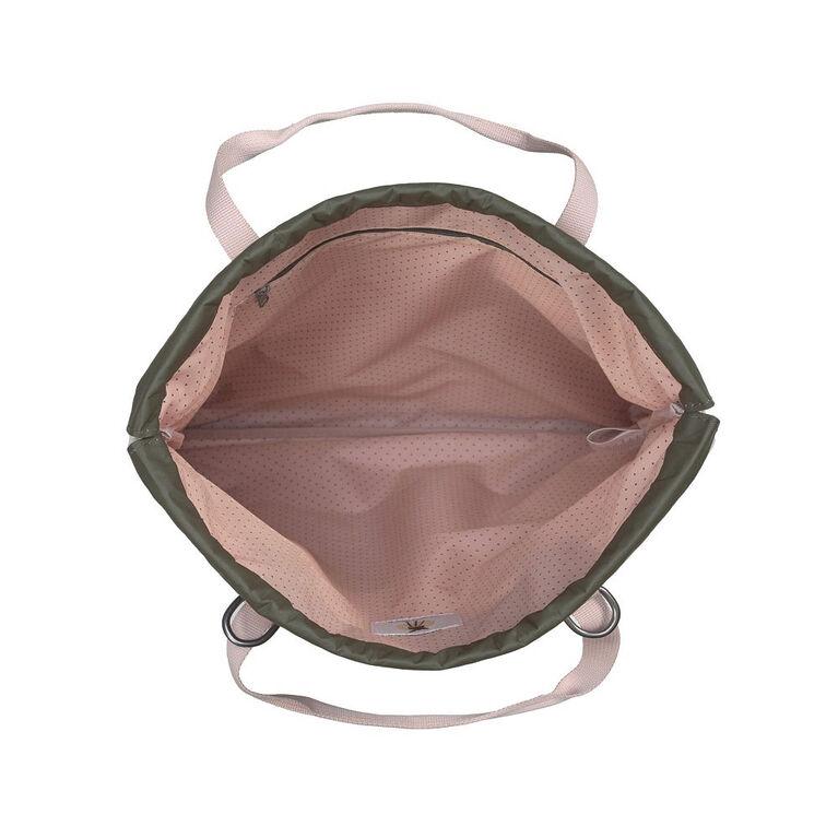 Tyve String Bag Olive