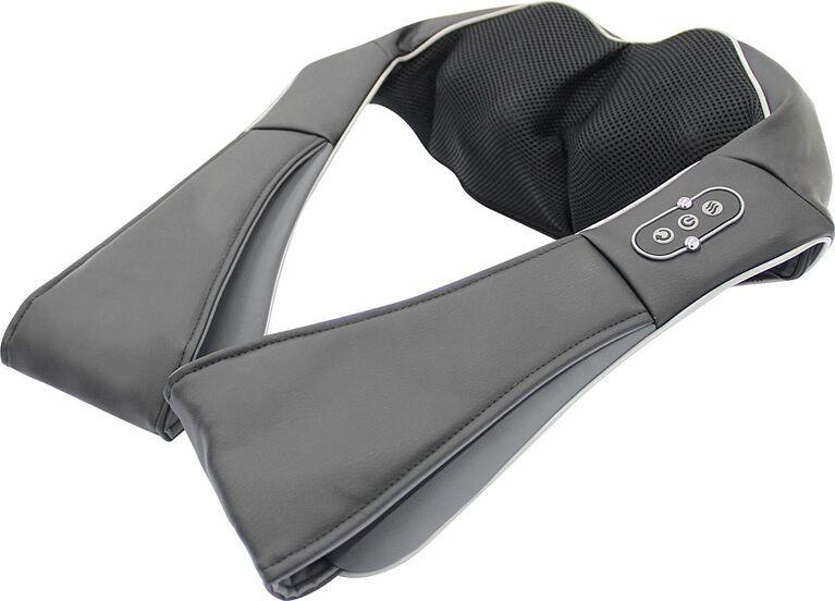 Sharper Image 3D Shiatsu Neck and Shoulder Massager with Heat