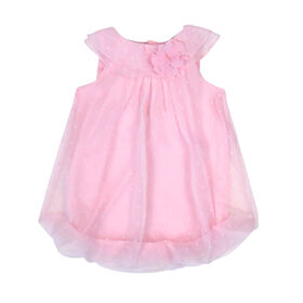 Rococo Bubble Romper - Pink, 12-18 Months