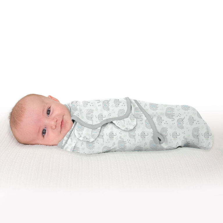Summer Infant SwaddleMe Original Swaddle – Cotton Ditzy Ellie