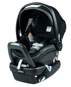 Peg Perego Primo Viaggio 4-35 Nido Infant Car Seat (Eco-Leather) - Licorice