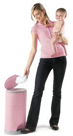 Diaper Dekor Kolor Plus Diaper Pail – Soft Pink