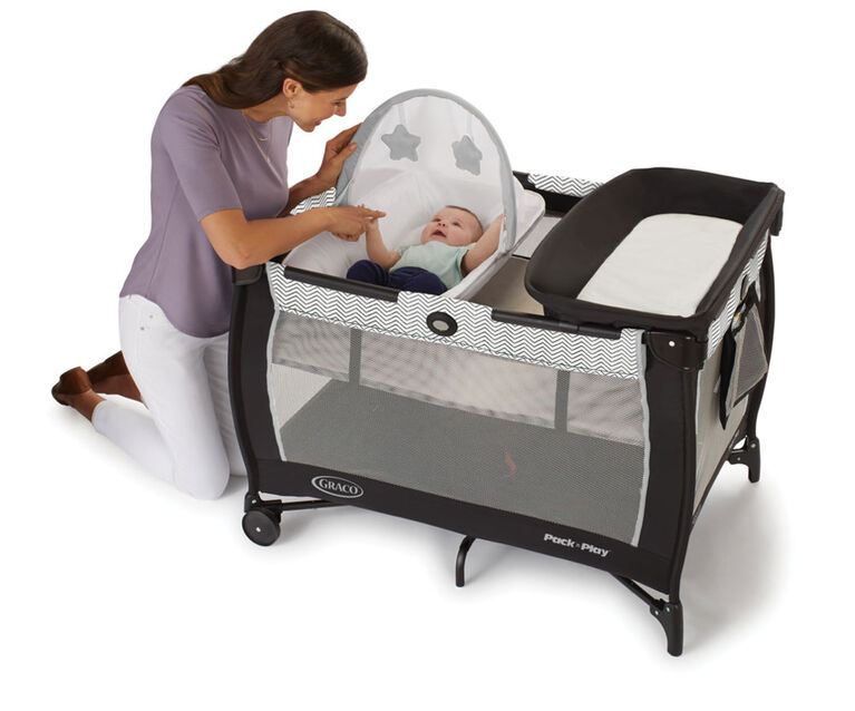Parc Graco Pack 'n Play Care Suite - Winfield -.