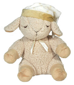 Peluche mouton Sleep Sheep® capteur de sons avec mélodies apaisantes de Cloud B