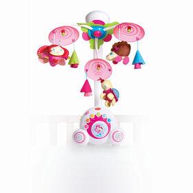 Mobile apaisant et stimulant Petite Princesse de Tiny Love.