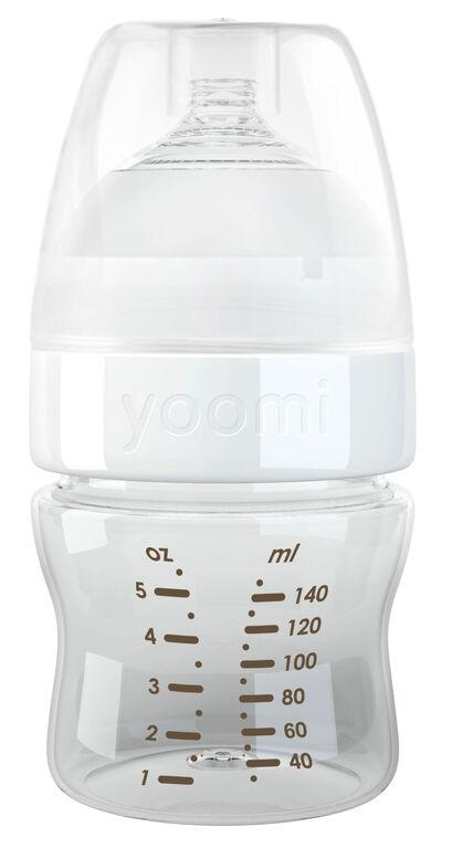 yoomi - 5oz Easy-Latch™ Triple Pack Bottles