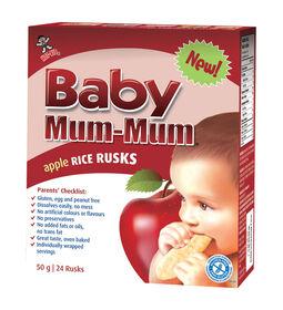 Baby Mum Mum - pomme.