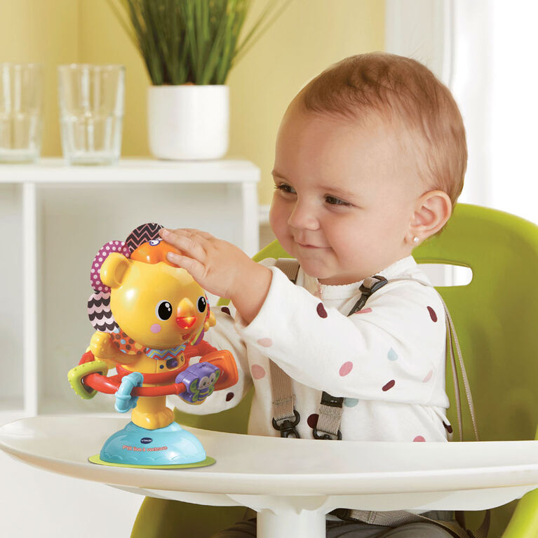 VTech Twist & Spin Lion - French Edition