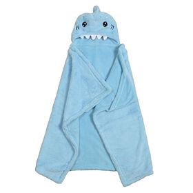 Nemcor - Shark Hooded Throw