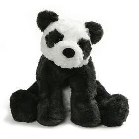 GUND, Collection Cozys, Peluche panda, noir et blanc, 25,4 cm
