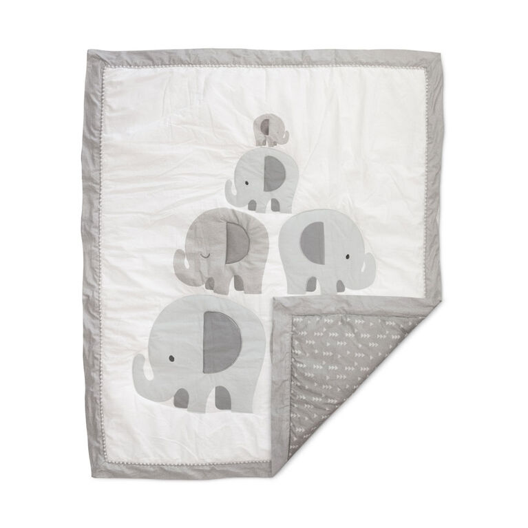 Lolli by Lolli Living Quilt - Bailey Elephant