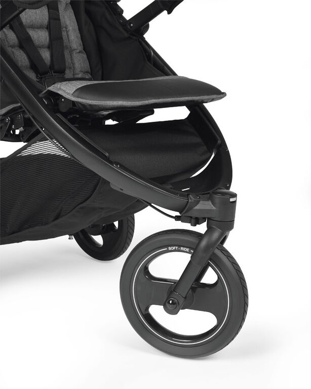 Peg-Perego Ex-Book Cross Travel System - Cinder - Notre exclusivité