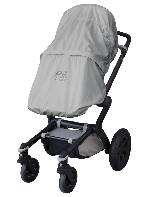 Jolly Jumper Weather Safe Stroller Cover - Grey