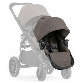 Baby Jogger city select LUX Kit Second siege - Taupe.