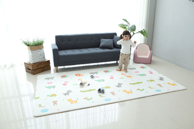 Dwinguler Playmat - Large - Lovey Animal