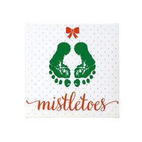 Pearhead Mistletoes Canvas