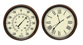 Bios Thermomètre décoratif et jeu d'horloge.