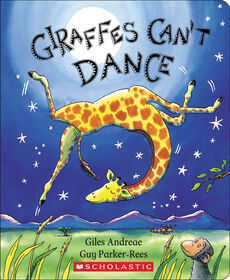 Scholastic - Giraffes Can't Dance - English Edition