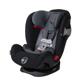 Cybex Eternis S All in One Car Seat with SensorSafe, Pepper Black