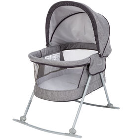 Nap N Go Rocking Bassinet- Nightfall