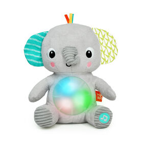 Peluche musicale lumineus Hug-a-bye Baby