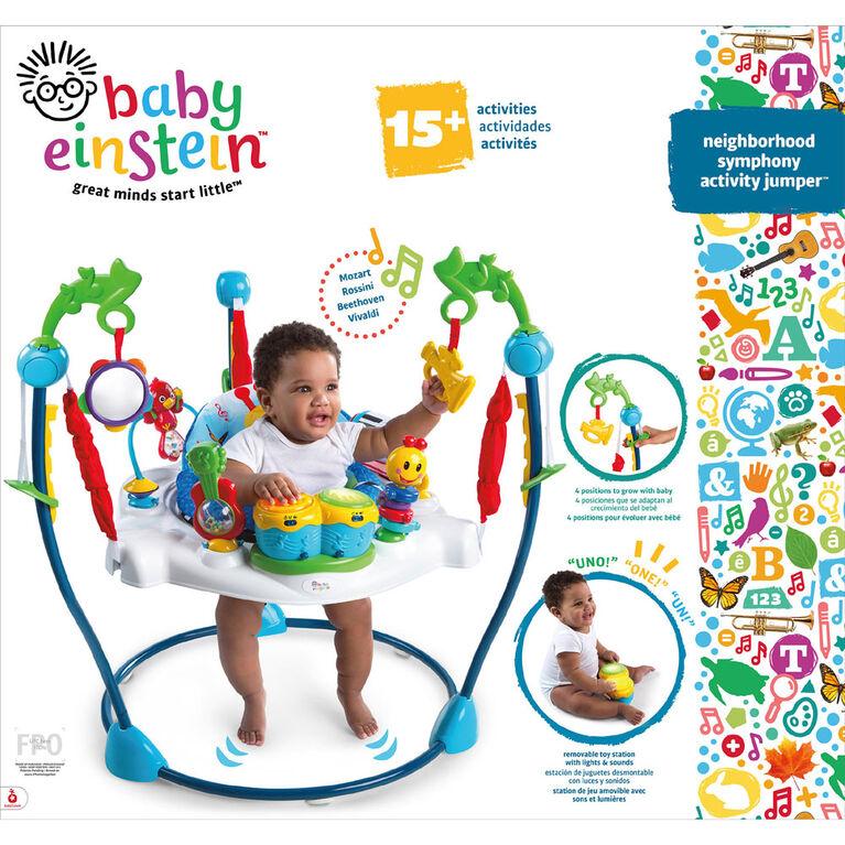 Baby Einstein Neighborhood Symphony Activity Jumper.