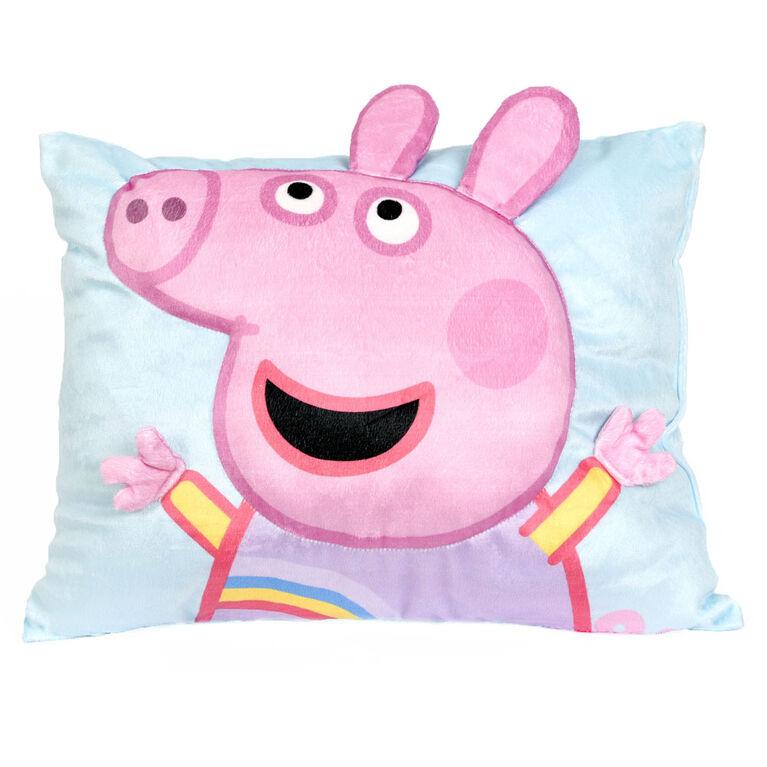 Nemcor - Peppa Pig Character Pillow