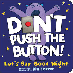 Don't Push the Button! Let's Say Good Night - Édition anglaise