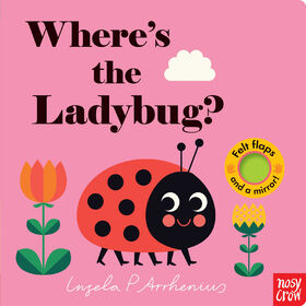 Where's the Ladybug? - Édition anglaise