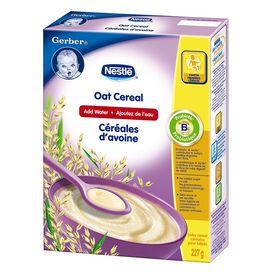 Gerber Cereal Oats
