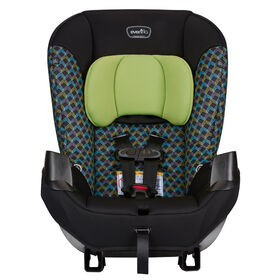 Evenflo Sonus Convertible Car Seat - Boomerang Green
