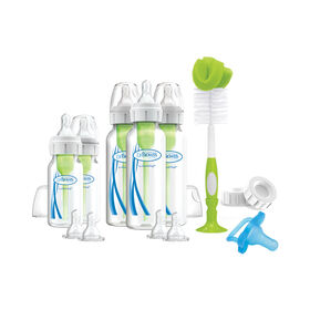 Dr. Brown's Options+ Deluxe Bottle Essentials Starter Set
