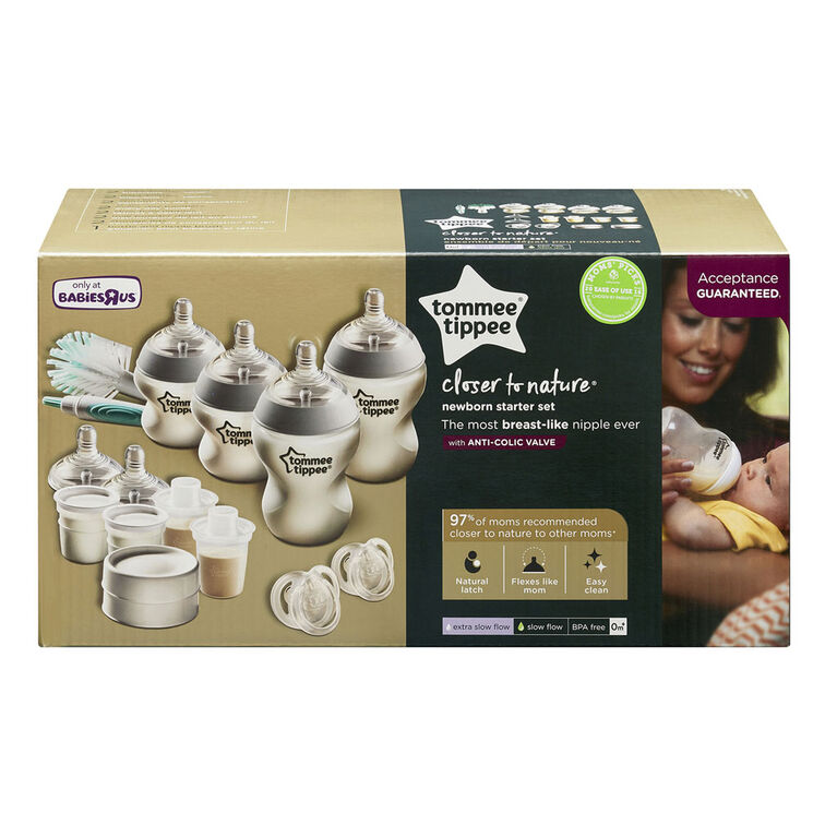 Tommee Tippee Closer to Nature Newborn Starter Set - R Exclusive