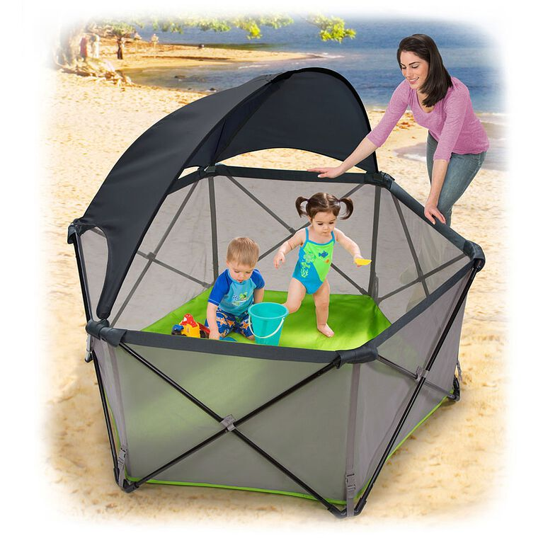 Summer Infant Pop 'n Play Ultimate Playard - Lime