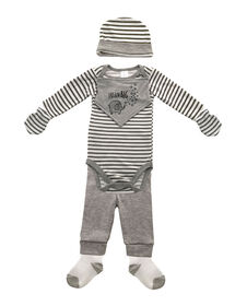 Koalababy Grey 6 Piece Set