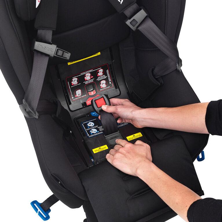 Nuna RAVA Convertible Car Seat - Caviar