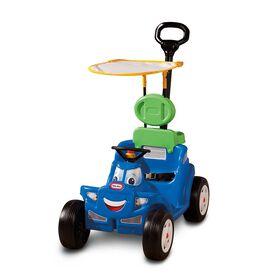 Little Tikes - Porteur Cozy Roadster luxueux 2 en 1 - Notre exclusivité