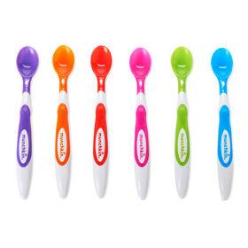 Munchkin - 6 Soft Tip Infant Spoons
