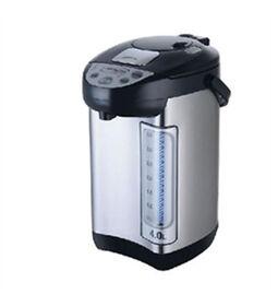 Distributeur d'eau chaude électrique de 4,0 litres en acier inoxydable de Brentwood Select.