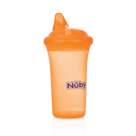 Gobelet No-Spill 270 ml de Nuby - Orange