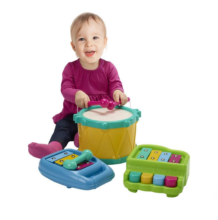 Imaginarium Baby - 3 in 1 Musical Set