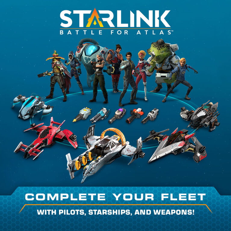 Nintendo Switch - Starlink: Battle For Atlas Starter Pack