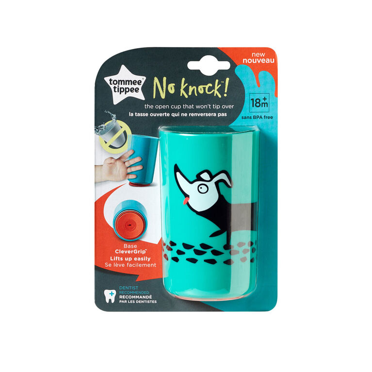 Tommee Tippee No Knock Toddler Cup, Dog - 10oz, 18m+, 1pk
