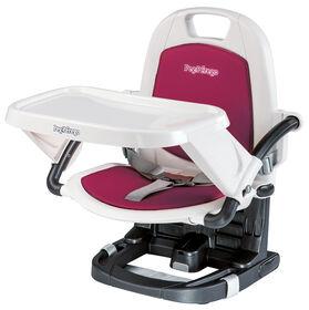 Peg Perego - Rialto Booster Chair - Berry