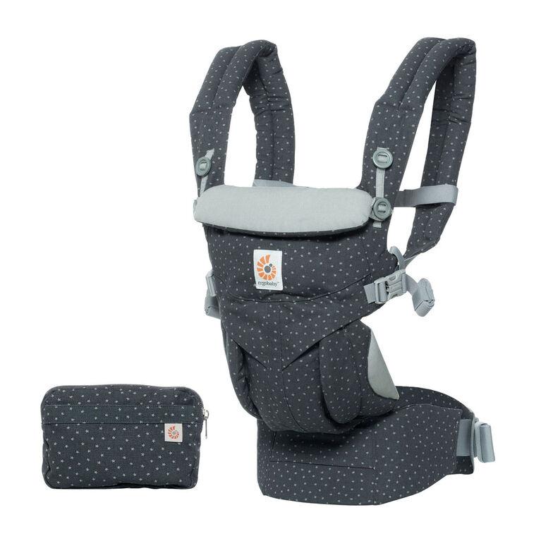 Porte-bébé ergonomique tout-en-un Ergobaby Omni 360 - ciel étoilé.
