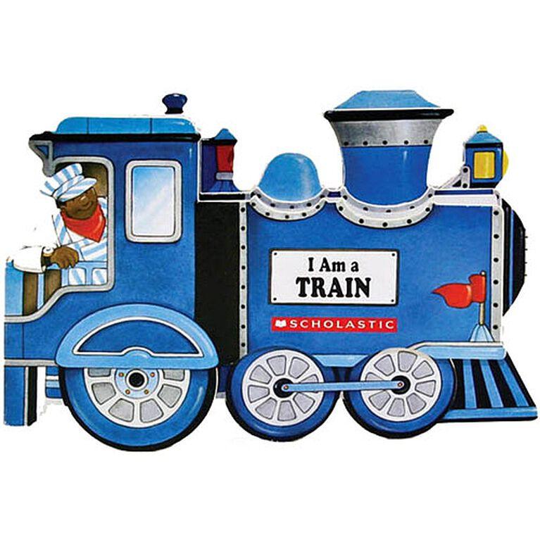 I Am a Train - English Edition