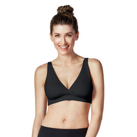 Bravado Designs - Ballet Nursing Bra - Black, X-Large