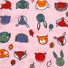 earth by art & eden - Amy Bodysuit- 3-Pack L/S Bodysuit - Pink Multi, 6 Months