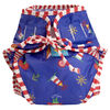 Kushies Swim Diaper, Large - Sailboats Print